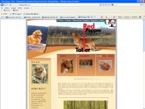 Red Pepper Toller